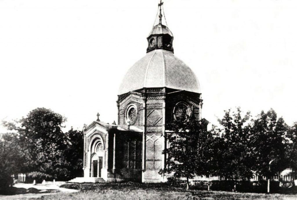 Church Pokrova Virgin MAry