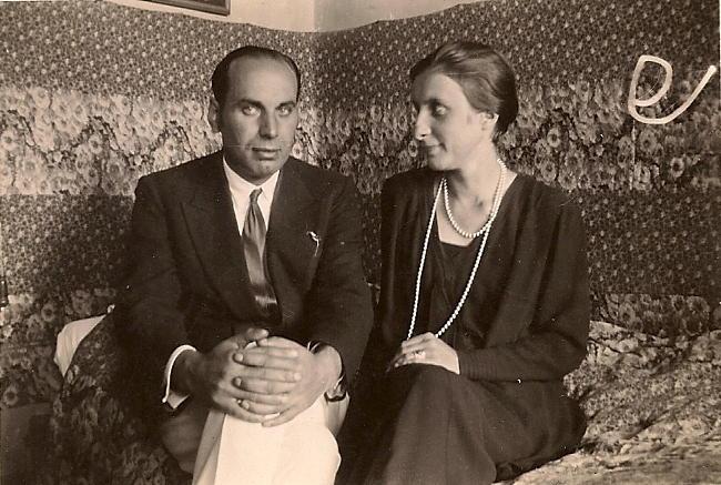 Dedushka and Baba Florence 1