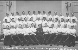 Don Platoff Chorus