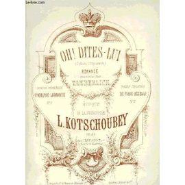 Oh-Dites-Lui-Livre-875537098_ML