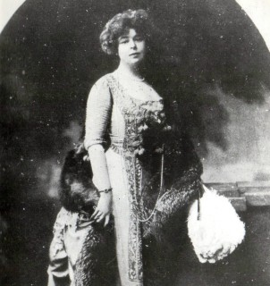 "Princess Olga Vassilievna Kotchoubey from""Столица и усадьба"" (Capital & Estates) a pre-revolutionary magazine (courtesy ofhttp://baronet65.livejournal.com/5962.html?thread=58442)"