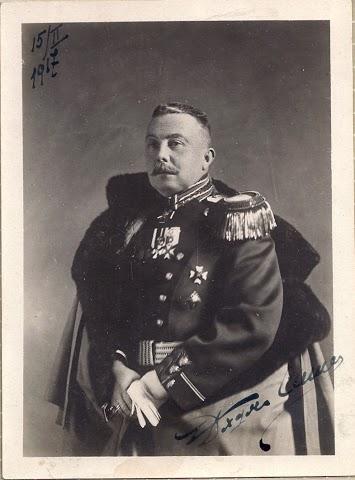 Colonel Alexander Ivanovitch Giuliani (1870-1941)