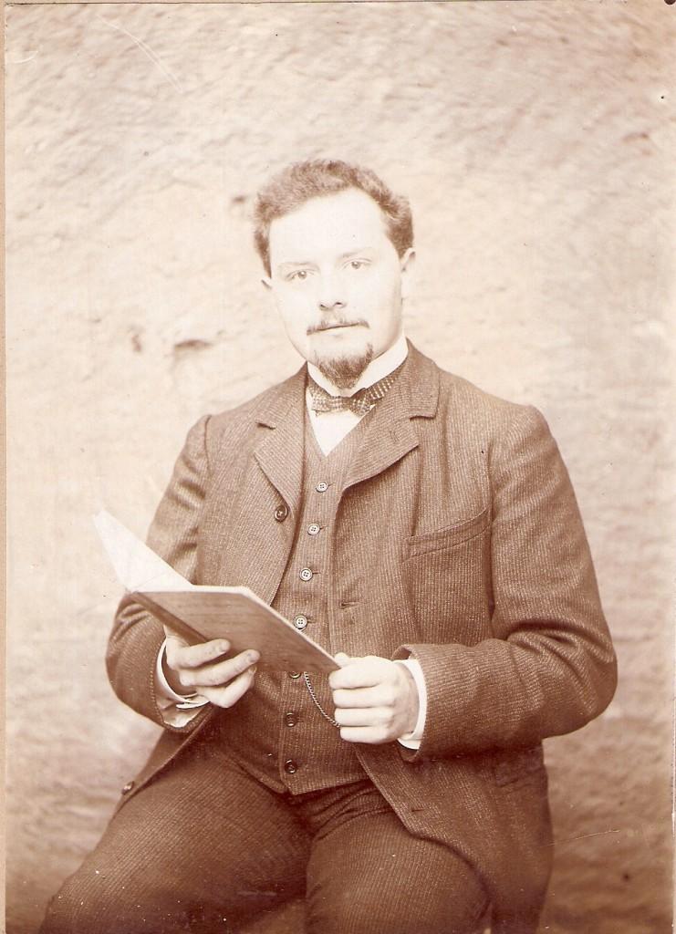 Henri Schutz 1910