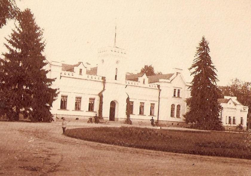 zgourovka house
