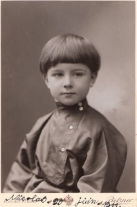 Nikolai Vassilievitch Kotschoubey 1911