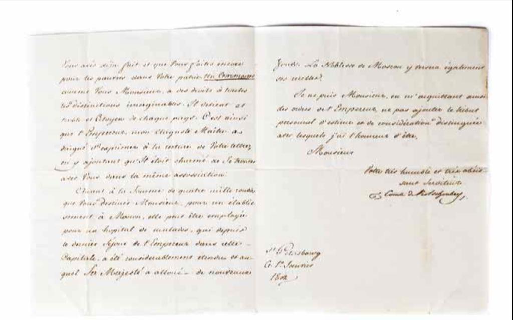 kotschoubey letter