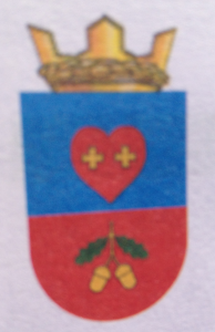 Coat of arms of Dubovichi (Sumy Province)